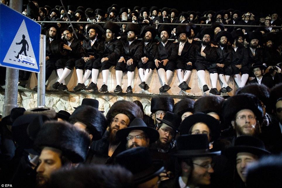 1138829 466 - تصاویر عروسي عجيب يهوديها