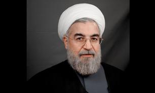 آغاز تجمع هواداران حسن روحانی در میدان ونک