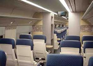 قیمت بلیط قطار مشهد