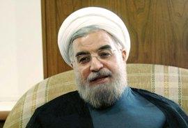 آیتالله آملیلاریجانی با رئیسجمهور منتخب ملت دیدار کرد