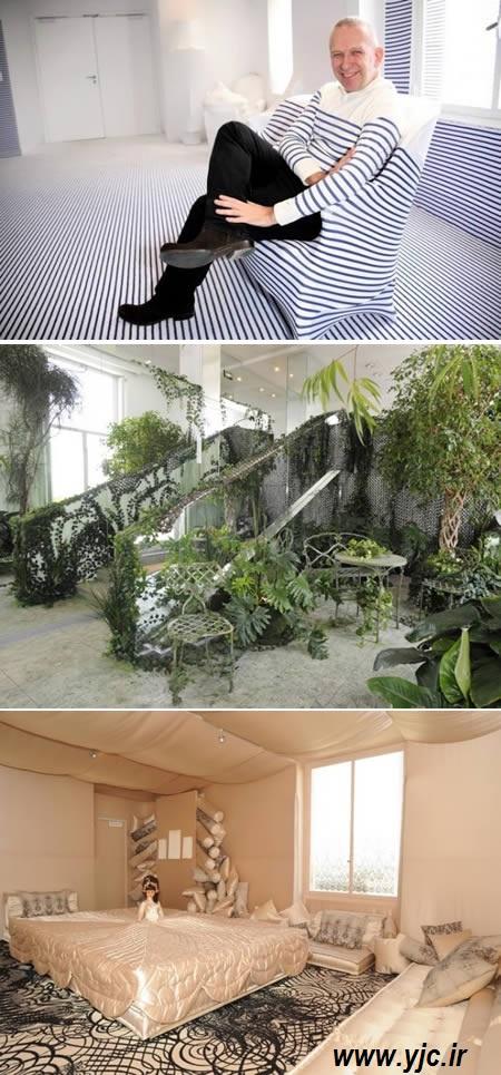 عجیب ترین آپارتمان های دنیا +عکس 1152781_821