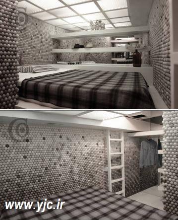 عجیب ترین آپارتمان های دنیا +عکس 1152785_922