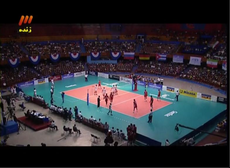 1290966 602 - تصاویر:والیبال ایران کوبا را در هم کوبید؛پیروزی با طعم شکر!