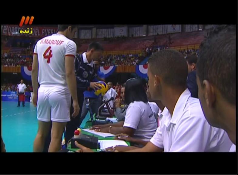 1290971 880 - تصاویر:والیبال ایران کوبا را در هم کوبید؛پیروزی با طعم شکر!