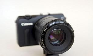 نسل تازه دوربین EOS M متولد می گردد + عکس