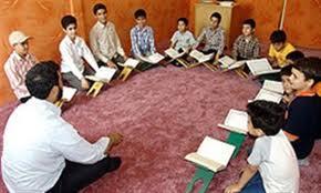 نمایشگاه انس با قرآن و نهجالبلاغه در بوستان ولایت