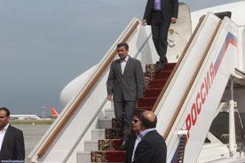 رئیسجمهور وارد تهران شد