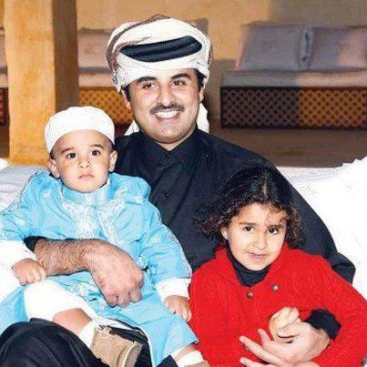 امیر جدید قطر