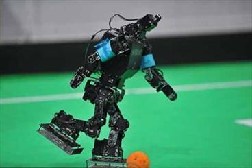 لیگ روباتهای فوتبالیست سایز کوچک دانشگاه امیرکبیر در هلند اول شد