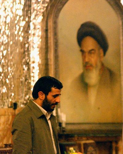 احمدینژاد در اولین و آخرین جلسه هیئت دولت + تصاویر