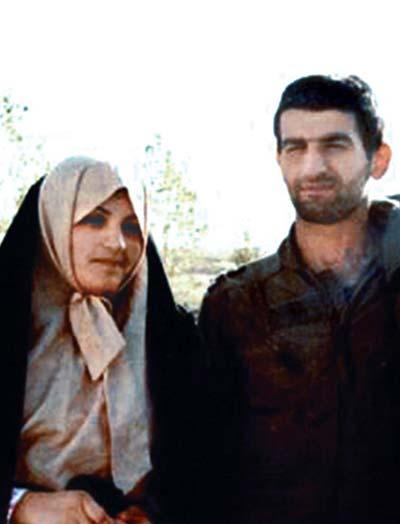 نتیجه تصویری برای شهادت شهید بابایی