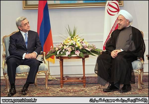 روابط تاریخی و دیرینه ایران و ارمنستان/ تلاش در جهت تعمیق روابط و ارتقای سطح همکاریها