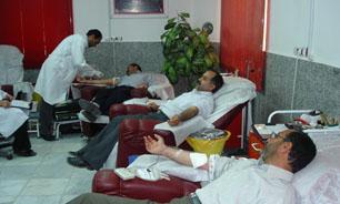 ۵۰ تا ۶۰ درصد اهدا کنندگان خون در سنین ۲۰ تا ۳۵ سال می باشند