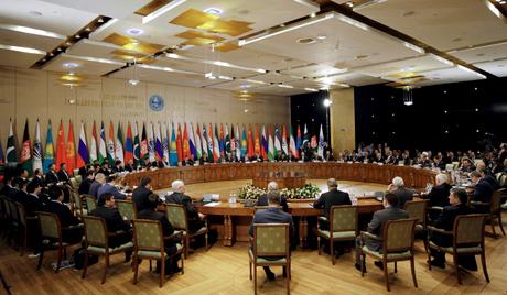 دیدار پوتین و دکتر روحانی باب جدیدی از همکاریهای مشترک آینده