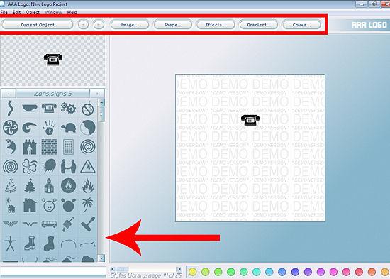 به راحتي يك لوگو حرفه اي طراحي كنيد + دانلودهمچنین اگر میخواهید طراحی لوگوی منحصربهفردتان را از پایه آغاز کنید، میتوانید کلید Esc را از روی صفحهکلید فشار دهید تا محیط کاربری نرمافزار برای شما ...