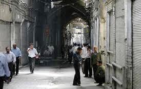 آماده سازی و نورپردازی بازار بزرگ تهران