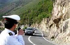 ممنوعیت های تردد در محورهای شرقی تهران