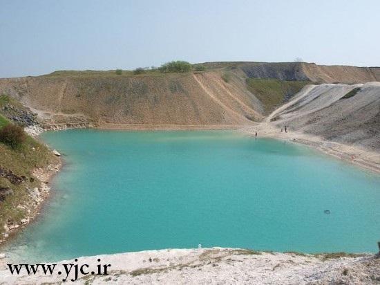 سمی ترین دریاچه دنیا