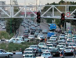 ویژههای ترافیکی معابر اصلی منطقه ۱۸
