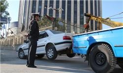 توقیف ۵۰۹ خودرو با جریمه بالای یک میلیون تومان