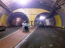 آزمایش موفقیت آمیز پانل ها و درب های ضد حریق تونل توحید