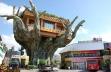 خانههاي عجيب و غريب در دنيا + تصاوير