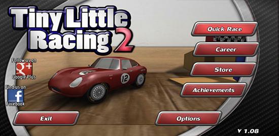 بازی مسابقه ماشین های کوچک + دانلود  1552059_749