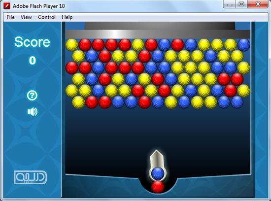 بازی شلیک توپ های رنگی + دانلود 1466037_792