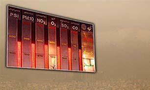 شروع مهرماه در پایتخت با ۵ روز هوای ناسالم / آغاز شمارش معکوس برای ایجاد پدیده اینورژن در تهران