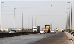انسداد آزادراههای تهران ـ کرج و کرج ـ قزوین