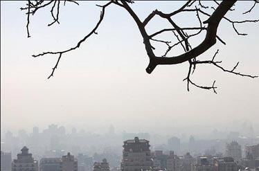 فردا هوای پایتخت بهتر می گردد/ روند کاهش ذرات معلق