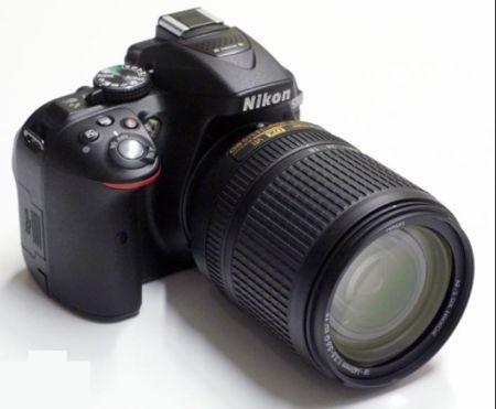 اولین دوربین نیکون با قابلیت Wi-Fi تولید شد + تصاویر