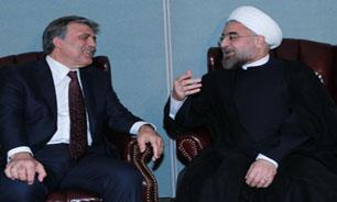گام مشترک ایران و ترکیه در جهت حل مشکلات سوریه