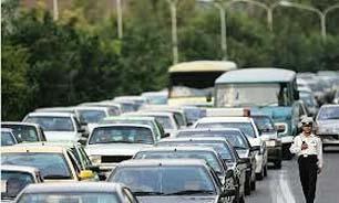 ثبت بیشترین ترافیک صبحگاهی در روز اول و ترافیک عصرگاهی در روز سوم مهرماه / نقص فنی خودروها بیشترین واقعه ترافیکی هفته اول مهرماه