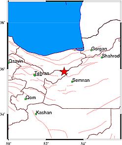 زلزله تهران را لرزاند+جزئیات