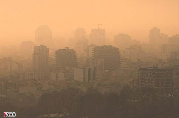 گرانقیمتترین محلهتهران، آلودهترین محله است