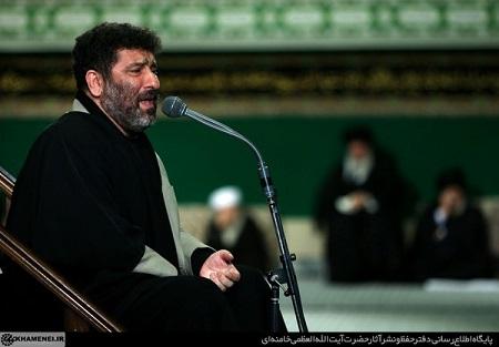 سعید حدادیان و نیکبختیان تاسوعای محرم 88