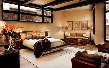 1667424 396 تزیین اتاق خواب با گل