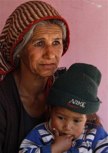 دهکده  زنان   بیوه +  تصاویر