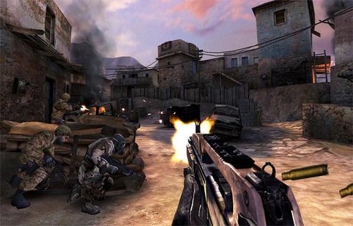دانلود بازی ندای وظیفه همراه دیتا برای آندروید Call of Duty: Strike Team