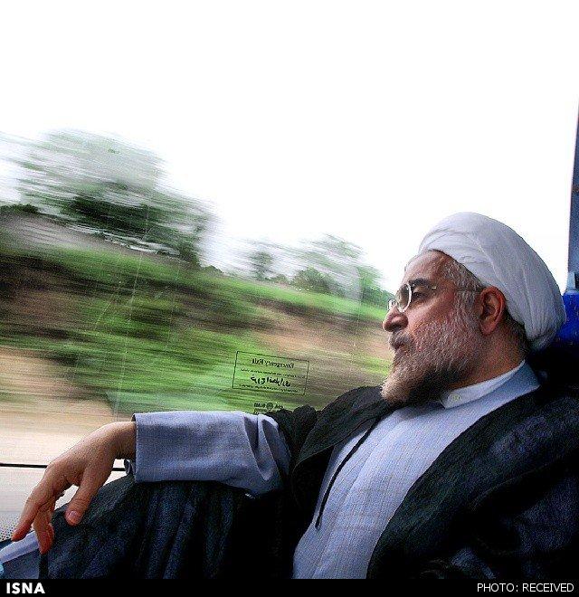 پرتره دکتر روحانی