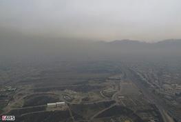 تعداد روزهای سالم و ناسالم هوای تهران طی ۱۱ سال اخیر/ هر سال دریغ از پارسال