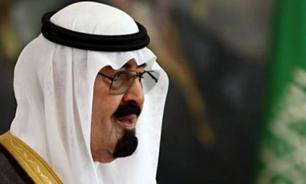 ملک عبدالله شش ماه دیگر بیشتر زنده نخواهد بود
