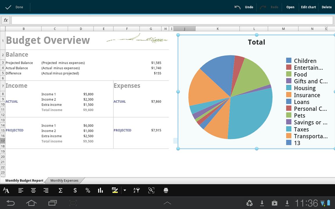 نسخه حرفهای نرم افزار آفیس برای گوشی همراه شما + دانلود
