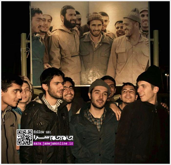 عکس بازیگران ایرانی شبیه به هم