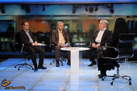 گفتگو ویژه خبری شبکه 2 سیما - قسمت اول