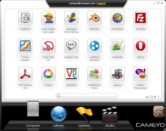 نصب و اجرای برنامه ها در محیط مجازی + دانلود