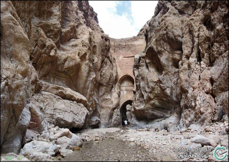 طبس شهر باغهای انار و قلعههای اسماعیلی +عکس