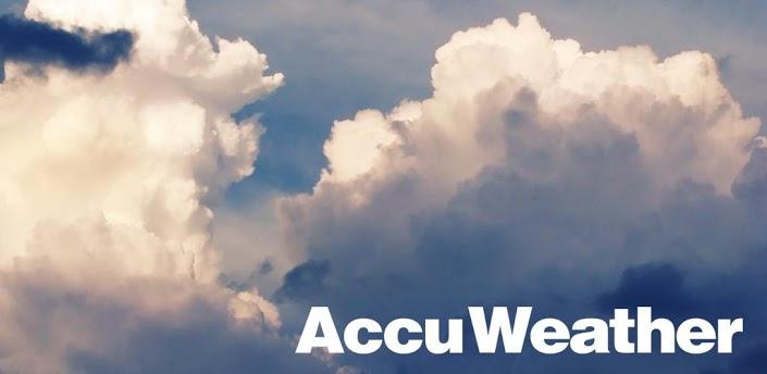 با AccuWeather Platinum یک هواشناس حرفهای شوید + دانلود