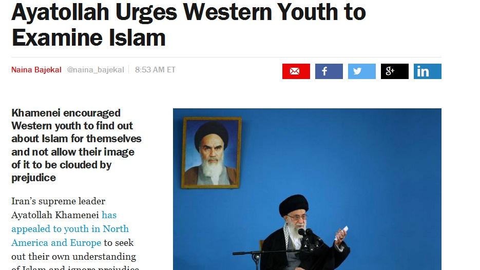 بازتابهای جهانی یک نامه/ فارن پالیسی: نامه رهبر معظم ایران سرگشاده و غیر منتظره بود + متن کامل پیام رهبر انقلاب به جوانان اروپایی و آمریکای شمالی